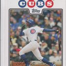 Alfonso Soriano Trading Card Single 2008 Topps #150 Cubs