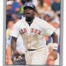 Mo Vaughn Trading Card Single 1992 Leaf #103 Red Sox NMMT