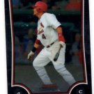 Yadier Molina Trading Card Single 2009 Bowman Chrome #187 Cardinals