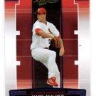 Joe McEwing Ruby Parallel Trading Card 2000 Pacific Paramount #197 Cardinals