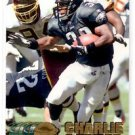 Charlie Garner Trading Card 1997 Pacific Collection #314 Eagles