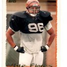 Mike Flores Trading Card Single 1995 Topps #393 Bengals