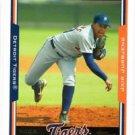 Jair Jurrjens RC Trading Card Single 2005 Topps Update #UH282 Tigers