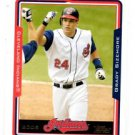 Grady Sizemore Trading Card Single 2005 Topps #377 Indians