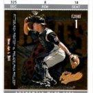 Jason Kendall Trading Card Single 2004 Fleer Authentix #13 Pirates