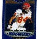 Joe Horn Trading Card Single 2000 Topps Chrome #17 Saints
