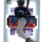 Preston Wilson Trading Card Single 2003 SP Authentic #90 Rockies