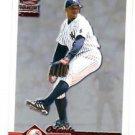 Orlando Hernandez Ruby Parallel Trading Card Single 2000 Paramount #158 Yankees