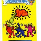 Heaving Harry Artistic Influence Single 2015 Topps Garbage Pail Kids #6b