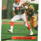Rodney Holman Tradng Card Single 1992 Fleer Ultra 57 Bengals