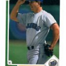 Tino Martinez Trading Card 1991 Upper Deck #553 Mariners