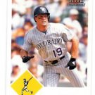 Gabe Kapler Trading Card Single 2003 Fleer Tradition #405 Rockies