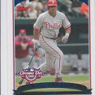 Bobby Abreu Trading Card Single 2006 Topps Opening Day #20 Phillies
