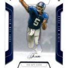 Kerry Collins Trading Card Single 2003 Fleer Flair #77 Giants