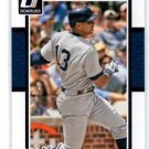 Alex Rodriguez Trading Card Single 2014 Donruss #137 Yankees