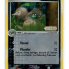 Nuzleaf Reverse Holo Foil Trading Card Pokemon Legend Maker 41/92