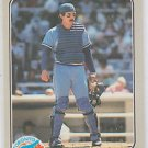 Buck Martinez Trading Card Single 1983 Fleer #433 Blue Jays