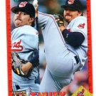 Paul Shuey RC Trading Card Single 1994 Score Rookies & Traded #RT109 Indians