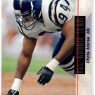 Chris Mims Tradng Card Single 1993 Upper Deck #41 Chargers ART