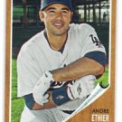 Andre Ethier Trading Card Single 2011 Topps Heritage #358 Dodgers