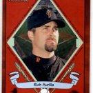 Rich Aurilia Banner Season Trading Card Single 2003 Fleer Tradition #473 Giants