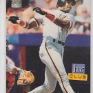 Barry Bonds Golden Rainbow Trading Card Single 1994 Topps Stadium Club #259