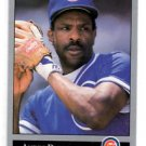 Andre Dawson Trading Card Single 1992 Fleer #183 Cubs