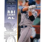Bret Boone Trading Card Single 2003 Donruss Champions #232 Mariners