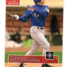 Rafael Palmeiro Trading Card Single 2003 Upper Deck First Pitch #82 Rangers