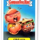 Cole Cuts Trading Card Single 2015 Topps Garbage Pail Kids #55a