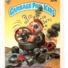 Totaled Todd Sticker 1986 Topps Garbage Pail Kids #237a NMMT