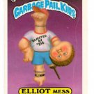 Elliot Mess Sticker 1986 Topps Garbage Pail Kids #213b NMMT