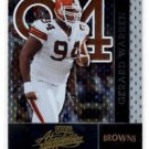 Gerard Watson Trading Card Single 2002 Playoff Absolute Memorabilia #53 Browns