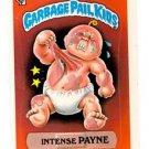Intense Payne Sticker 1986 Topps Garbage Pail Kids #210a NMMT