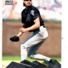 Randy Johnson Trading Card Single 2000 Pacific Omega #9 Diamondbacks