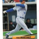 Tino Martinez Trading Card Single 1992 Fleer Ultra #E127 Mariners