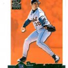 Dave Mlicki Green Parallel 2000 Pacific Paramount #90 Tigers