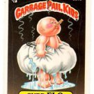 Over Flo Trading Card Sticker 1986 Topps Garbage Pail Kids 207a NMMT