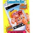 Selfie Sophie Trading Card Single 2015 Topps Garbage Pail Kids #46a