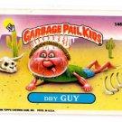 Dry Guy Sticker 1986 Topps Garbage Pail Kids #146b