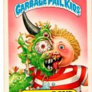 Beasty Boyd Sticker 1986 Topps Garbage Pail Kids 355a