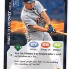 Magglio Ordonez Trading card Single 2011 Topps Attax #141/258 Tigers