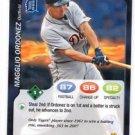 Magglio Ordonez Trading card Single 2011 Topps Attax #141/258 Tigers