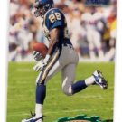 Dwayne Harper Tradng Card Single 1997 Topps Stadium Club #94 Chargers