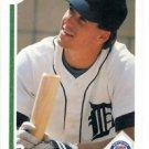Travis Fryman Legacy Trading Card 1991 Upper Deck #225 Tigers