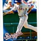 Andruw Jones Trading Card Single 2010 Topps Update Series #US-192 Rangers