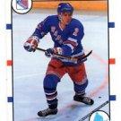 Brian Leetch Trading Card 1990-91 Score Canadien #225 Rangers NMMT+
