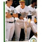 Jose Canseco Trading Card Single 1991 Upper Deck #146 Athletics