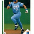 George Brett Trading Card Single 1991 Upper Deck #525 Royals