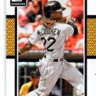 Andrew McCutchen Trading Card Single 2014 Donruss #115 Pirates